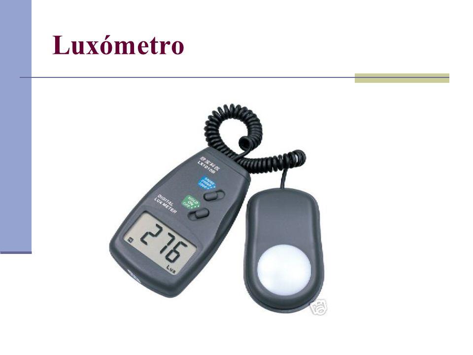 Luxómetro