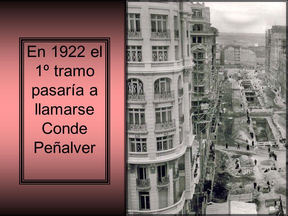 Desde el comienzo, con la apertura de la estación de metro en 1919, las calles fueron un continuo vaivén de gentes. En los bajos de Radio Madrid, hoy
