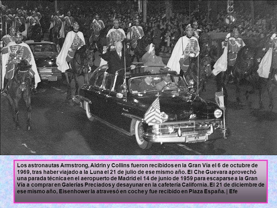 Año 1967. Primeras manifestaciones de trabajadores y estudiantes
