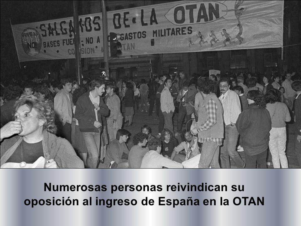 Campaña electoral de las primeras elecciones generales en 1977