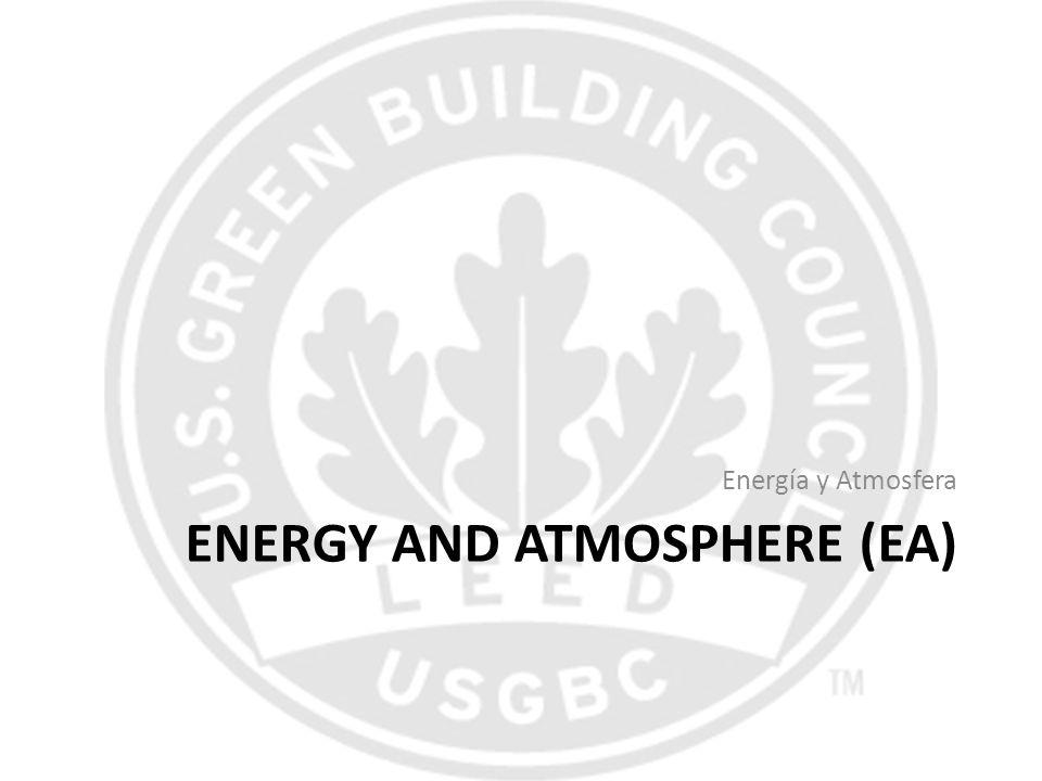 ENERGY AND ATMOSPHERE (EA) Energía y Atmosfera