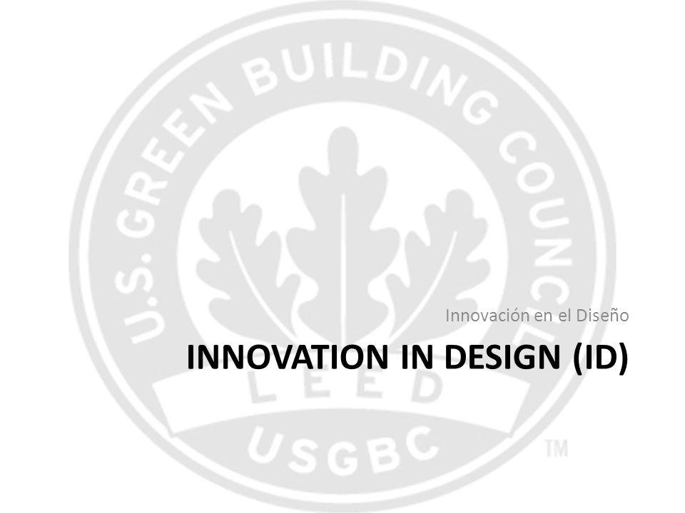 INNOVATION IN DESIGN (ID) Innovación en el Diseño