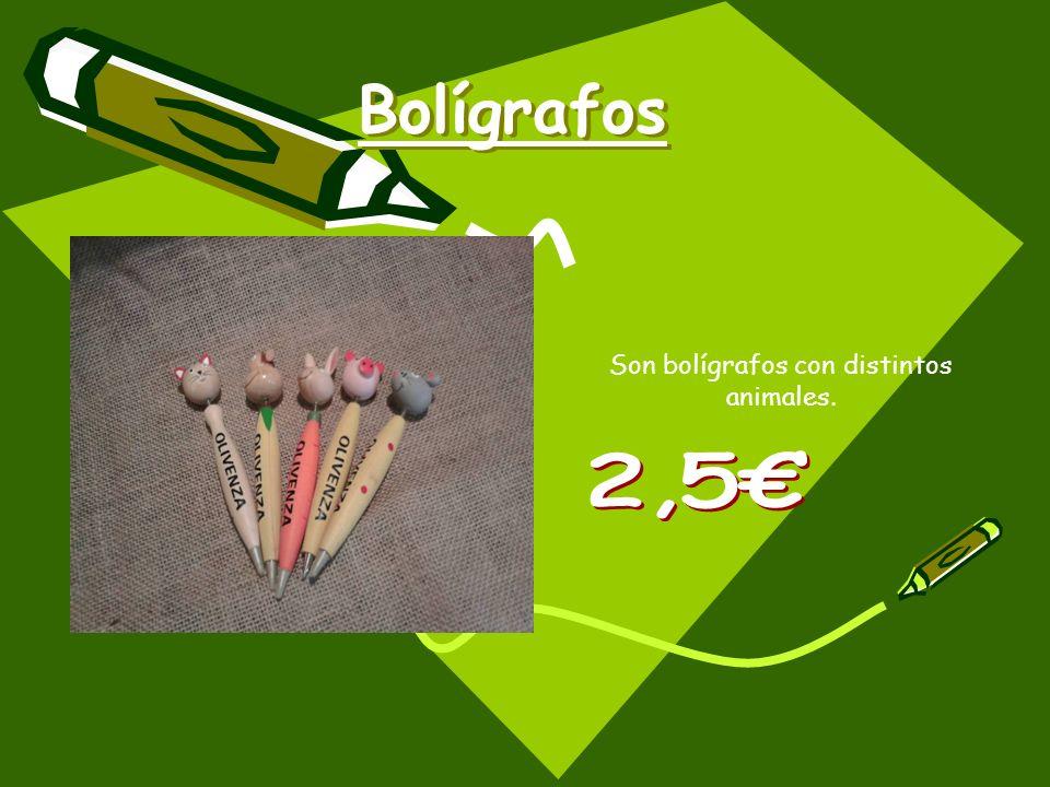 Marcapáginas Marcapáginas muy útiles y muy bonitos.