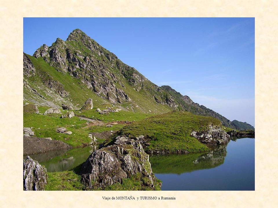 Viaje de MONTAÑA y TURISMO a Rumania SINAIA