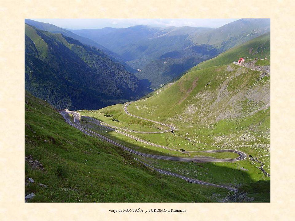 Viaje de MONTAÑA y TURISMO a Rumania SIBIU