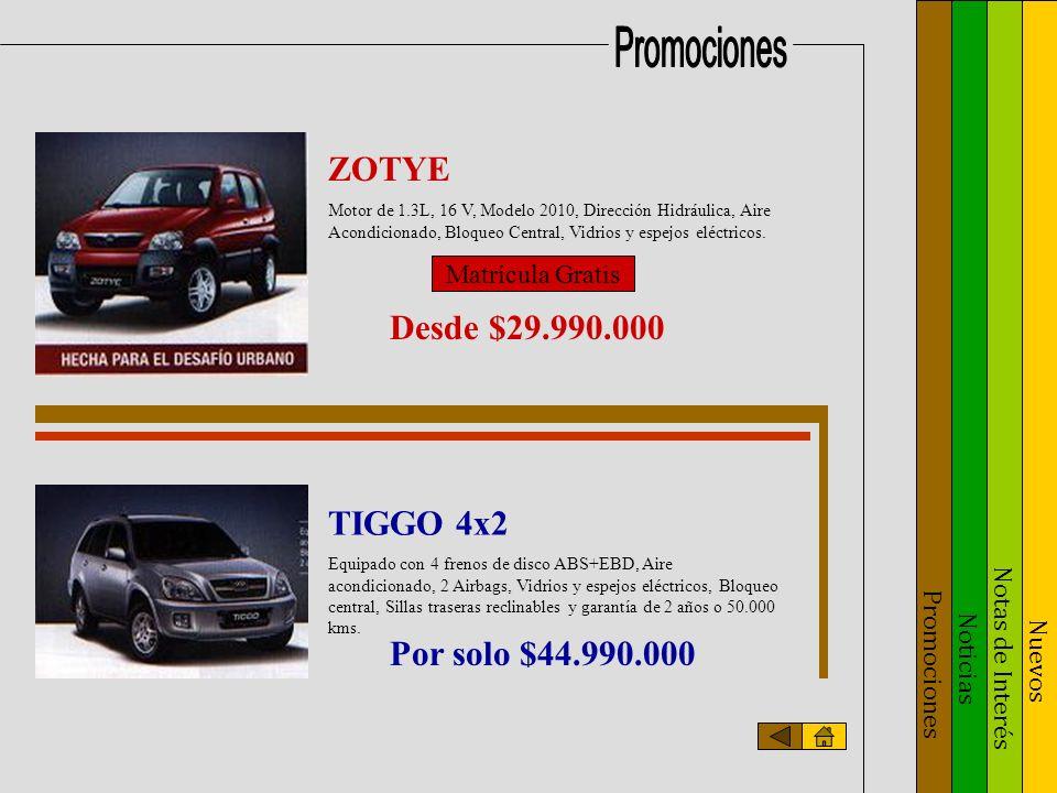 Noticias Notas de Interés Nuevos Promociones 22 cm BUENA ALTURA AL PISO QUE PERMITE SUPERAR LOS OBSTÁCULOS EN LAS CALLES.