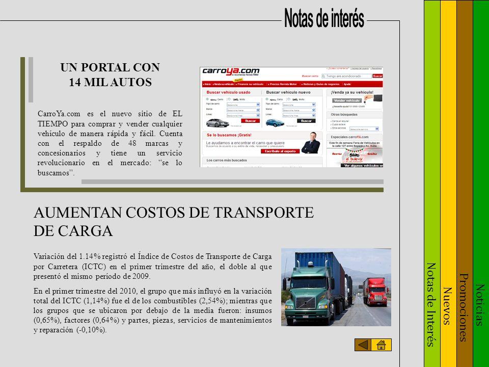Noticias Notas de Interés Nuevos Promociones Gerencia Nacional de Repuestos Hyundai Colombia Automotríz S.A.