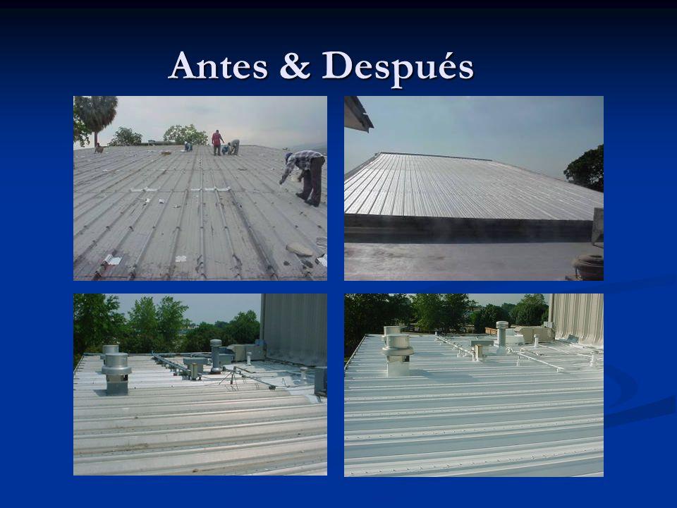 Antes & Después