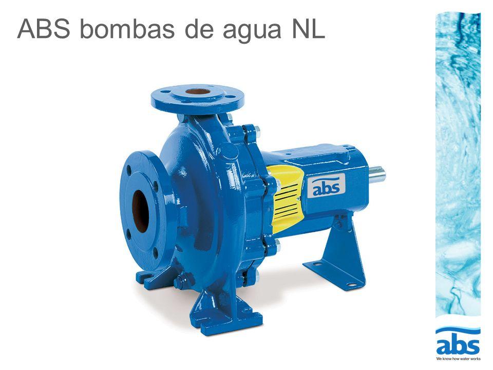 ABS bombas de agua NL