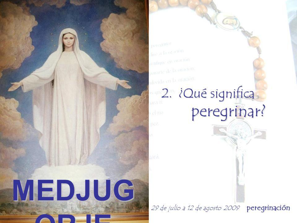 Contac to Jesús Pascual Teléfono: 627 34 55 89 Mail: medjujoven@gmail.com Para cualquier duda, sugerencia, aclaración, etc… peregrinación 29 de julio a 12 de agosto 2009 peregrinación