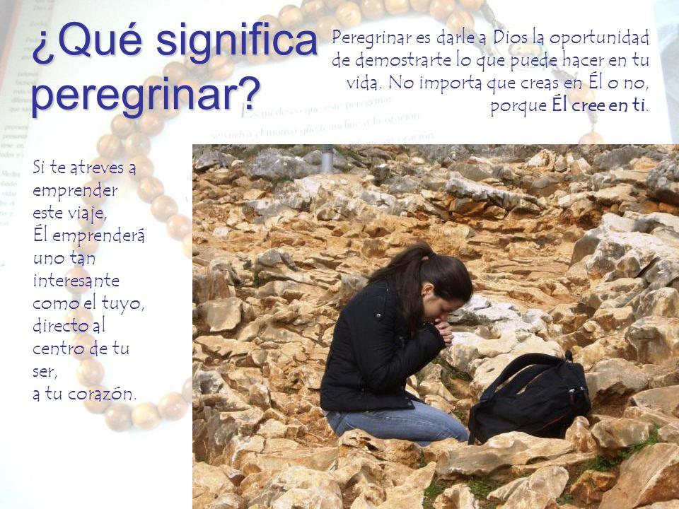 peregrinación 29 de julio a 12 de agosto 2009 peregrinación 4. ¿Qué debo llevar? MEDJUG ORJE