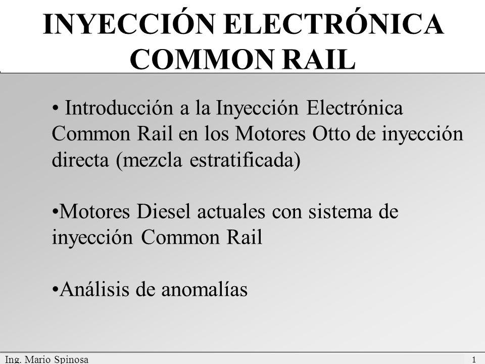 Confidential - International Engines South America Intellectual Property Departamento de Post-Venta Conocimiento de Producto - NGD 3.0 E 2 MOTOR CICLO OTTO Ing.
