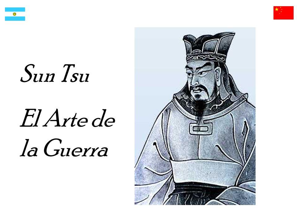 Sun Tsu El Arte de la Guerra