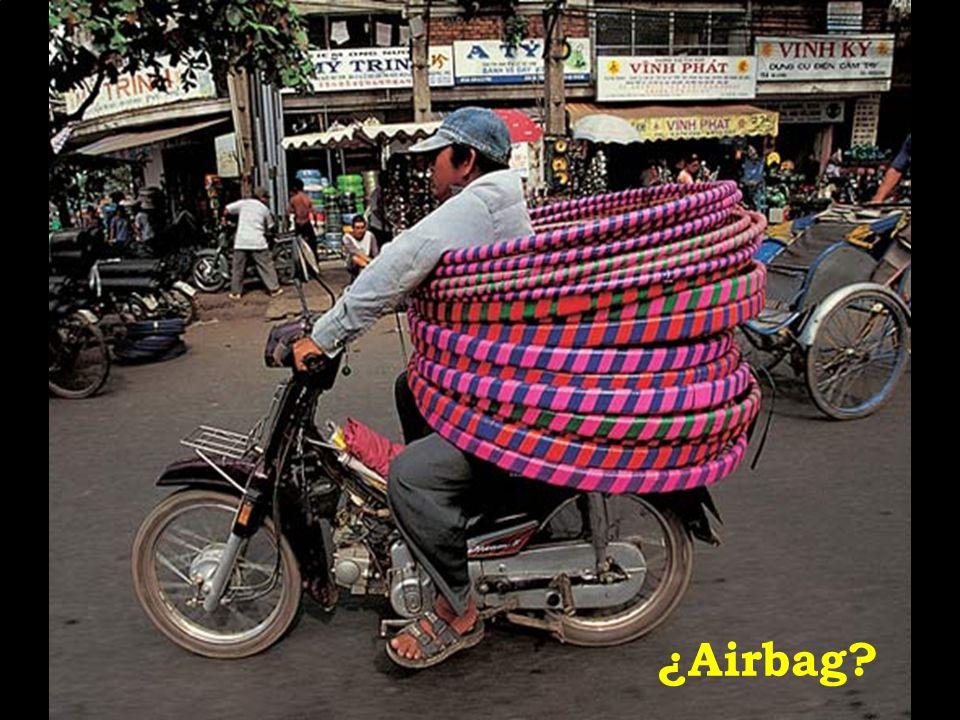 ¿Airbag?