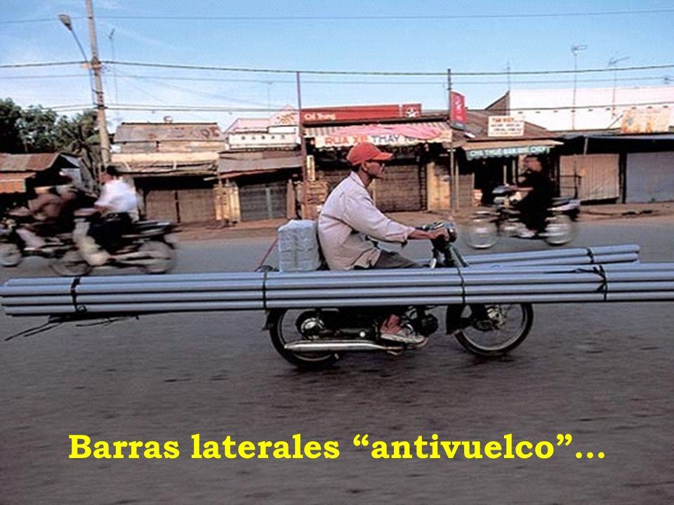 Uffff… ¡¡Pobre moto!!