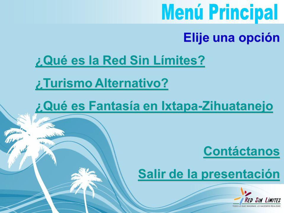Elije una opción ¿Qué es la Red Sin Límites. ¿Qué es la Red Sin Límites.