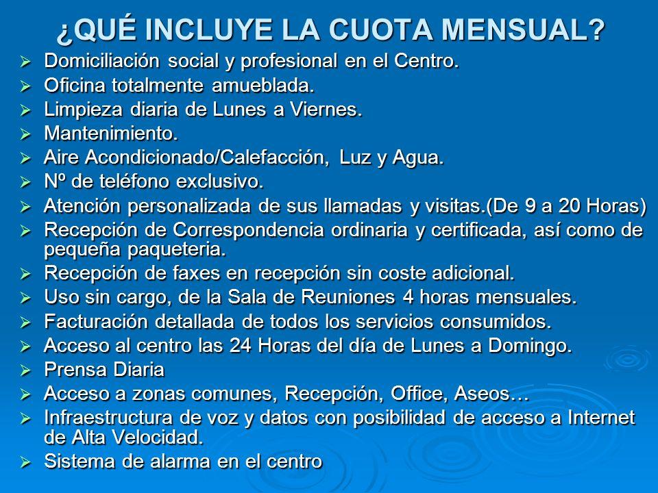 SERVICIOS ADICIONALES Gestión de nóminas y contabilidad.