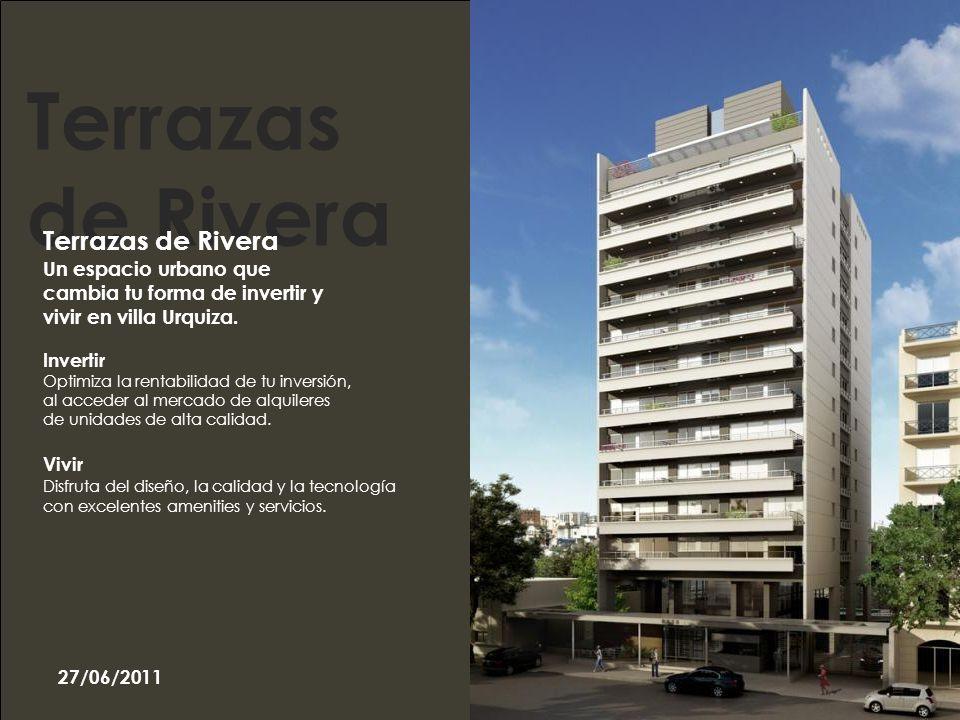 Terrazas de Rivera Terrazas de Rivera Un espacio urbano que cambia tu forma de invertir y vivir en villa Urquiza.