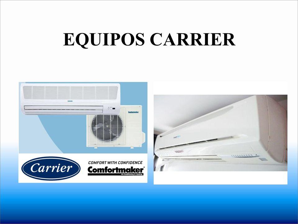 EQUIPOS DE ALTA EFICIENCIA Ideales por su ahorro de energía eléctrica. 1.STAR LIGHT 2.SAMSUNG 3.LG 4.CARRIER Ideales por su ahorro de energía eléctric