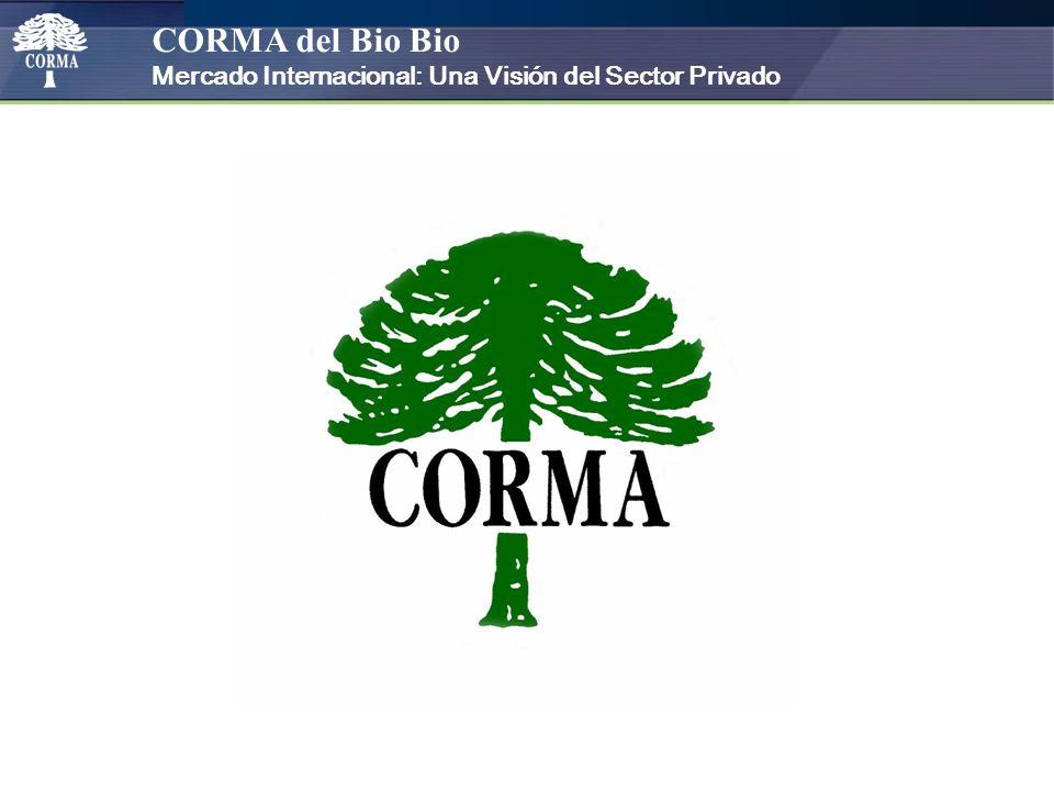 CORMA del Bio Bio Mercado Internacional: Una Visión del Sector Privado