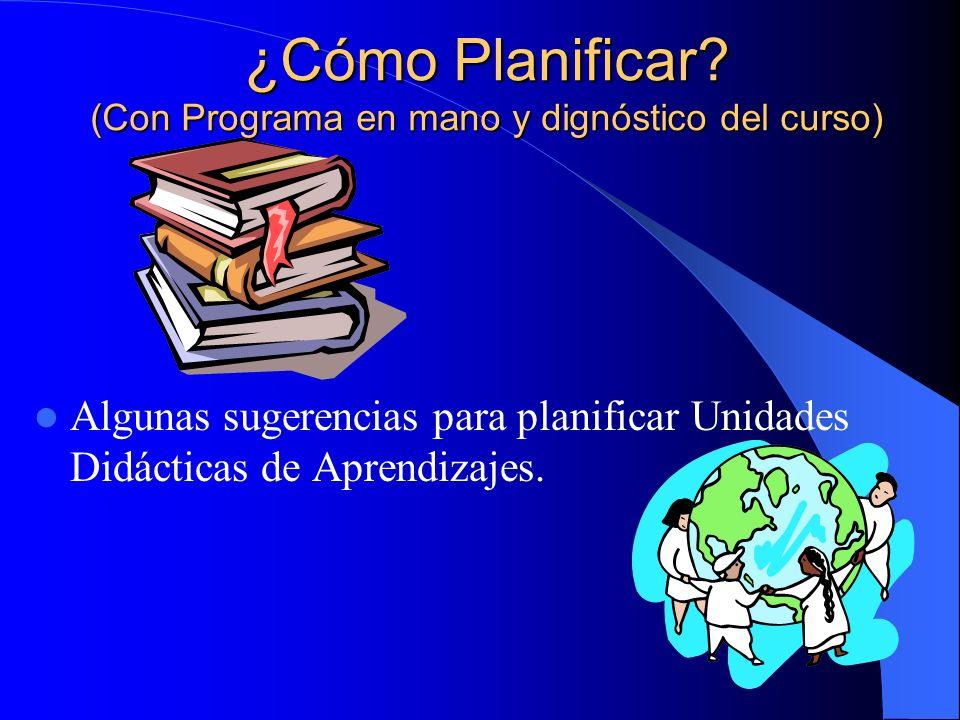 Planificación Proceso Enseñanza- Aprendizaje Sector...............Nivel......................Curso...............N° de horas.....