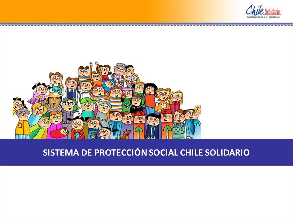 SISTEMA DE PROTECCIÓN SOCIAL CHILE SOLIDARIO