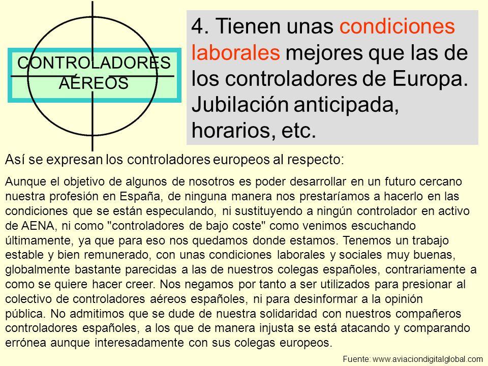 CONTROLADORES AÉREOS 4.