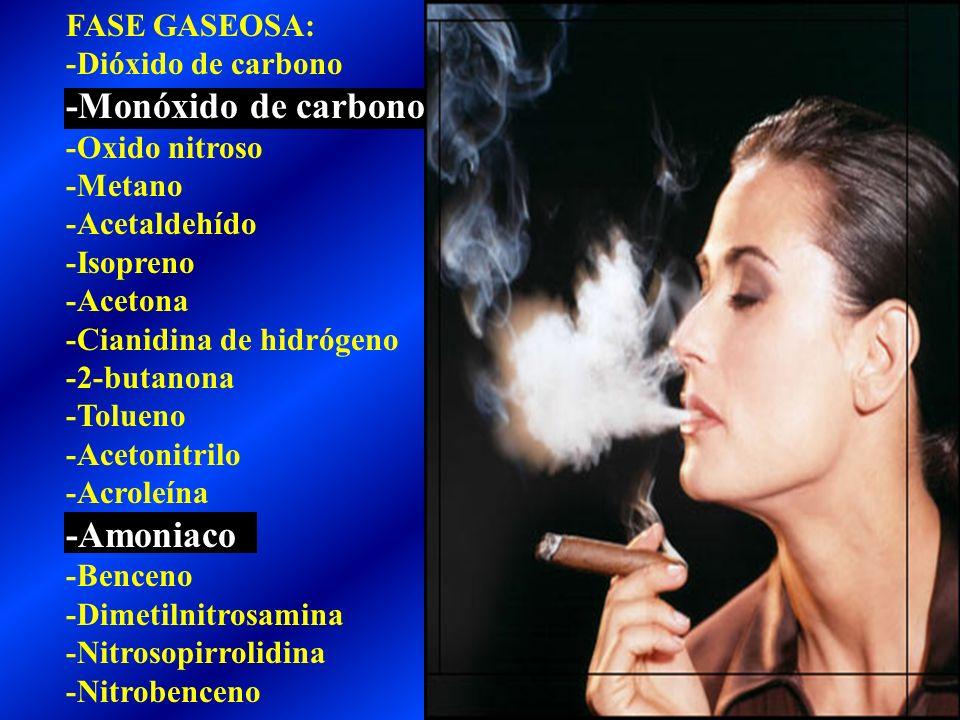 COMPOSICION TABACO Y HUMO Combustión de cigarrillo:Combustión de cigarrillo: +4000 SUSTANCIAS, muchas de ellas nocivas.+4000 SUSTANCIAS, muchas de ell