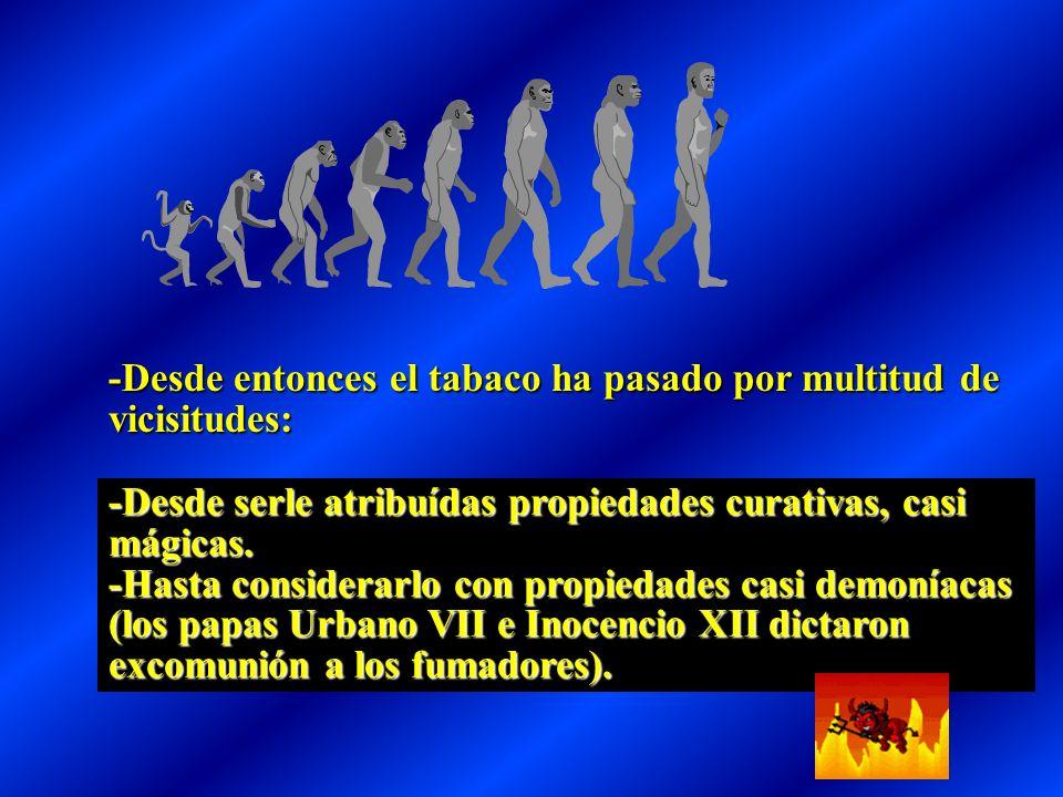 TABACO Y CANCER DE ESOFAGO A.Tabaquismo es la primera causa de cáncer de esófago tanto en hombre como en mujeres.