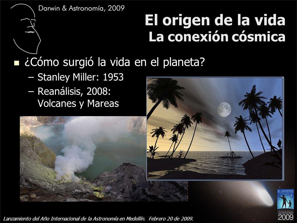 Lanzamiento del Año Internacional de la Astronomía en Medellín.