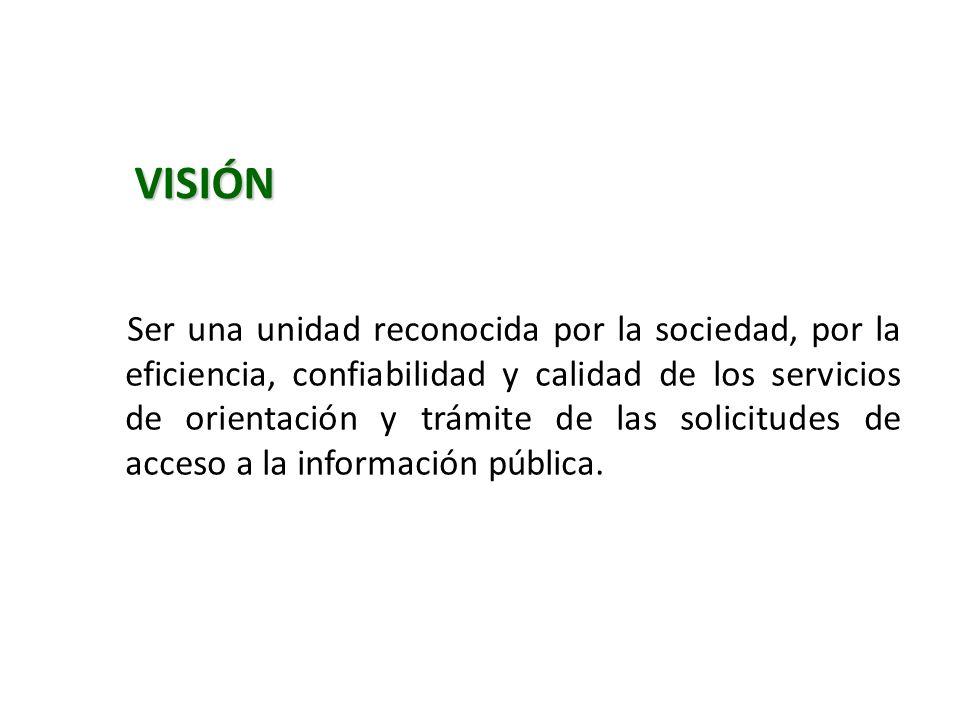 Fortalezas: Buen servicio al público Se tiene al publico, leyes, manuales, anuarios de transporte, además información sobre otras oficinas de información pública.
