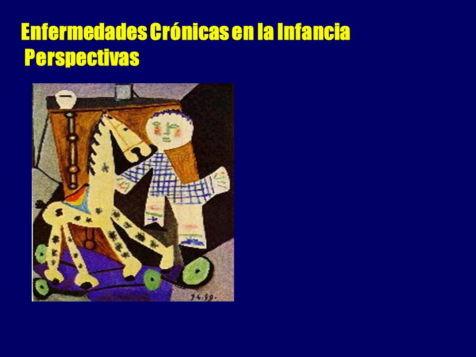 Enfermedades Crónicas en la Infancia Perspectivas