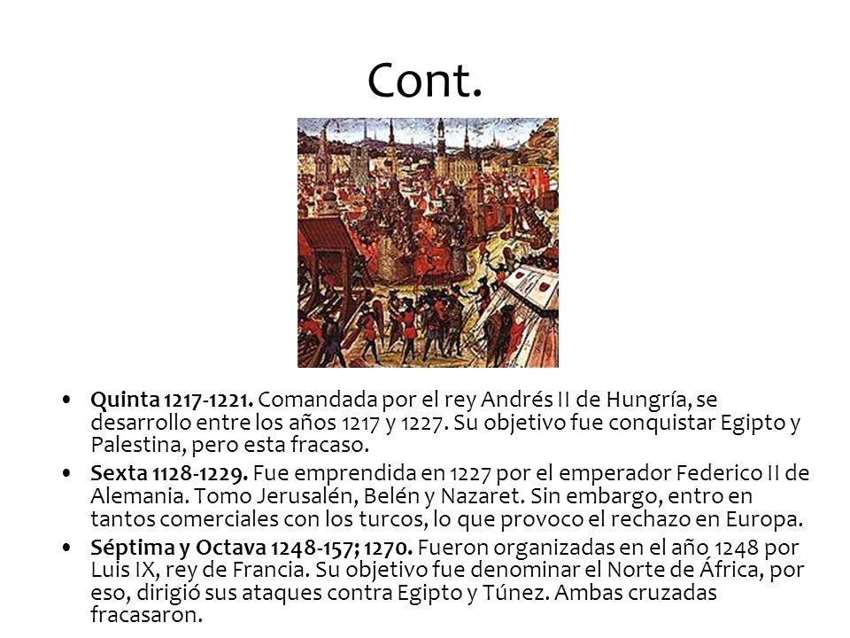 Cont.Quinta 1217-1221.
