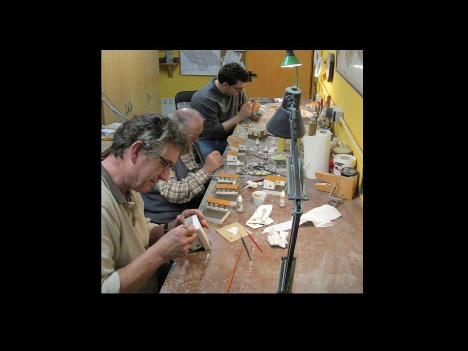 En el año 2010 se presentó la primera parte del proyecto pedagógico consistente en la realización de una maqueta didáctica, en forma de rompecabezas, de la villa tal y como era en la época de su máximo esplendor.