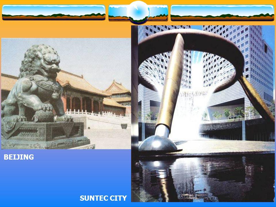 SUNTEC CITY BEIJING