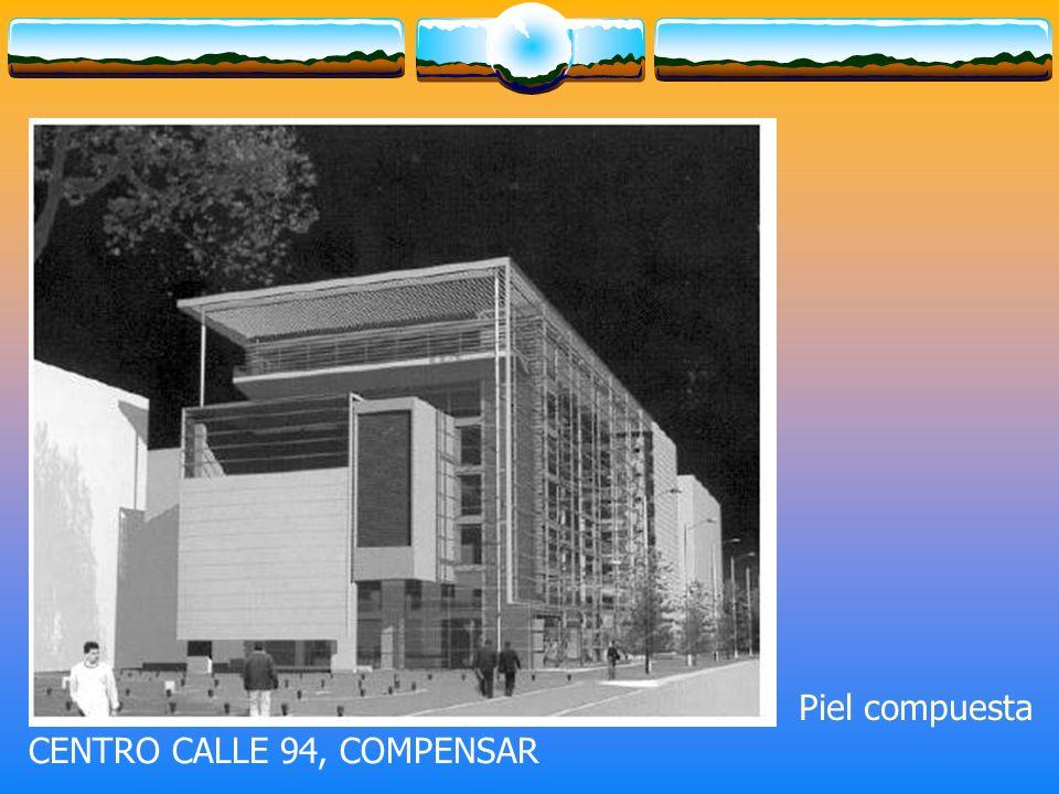 CENTRO CALLE 94, COMPENSAR Piel compuesta