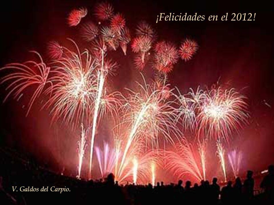 ¡Felicidades en el 2012! V. Galdos del Carpio.