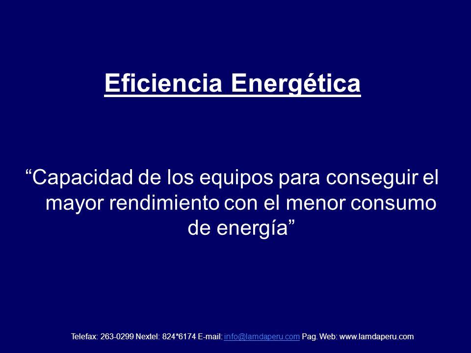 Fuentes de Energías No Renovables 7) Carbón 8) Petróleo 9) Gas Natural 10) Uranio Telefax: 263-0299 Nextel: 824*6174 E-mail: info@lamdaperu.com Pag. W