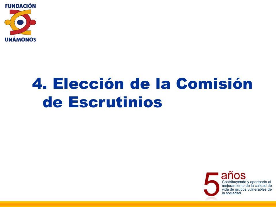 5. Informe de Gestión año 2008