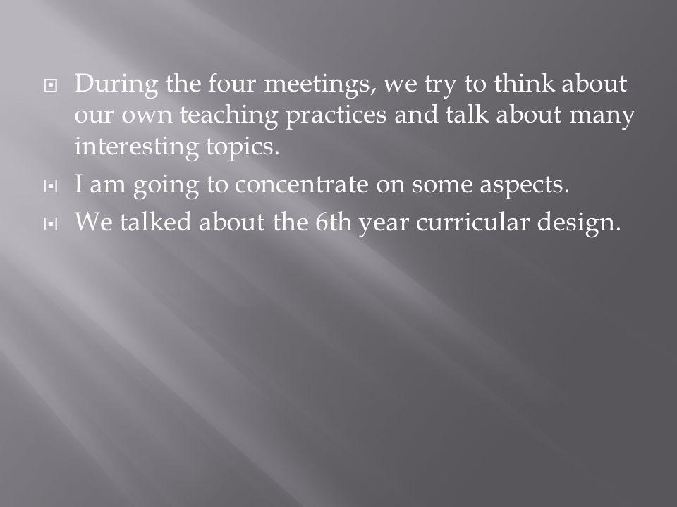 De acuerdo con el presente diseño curricular se espera que los alumnos logren: -Comprender textos orales y escritos con los contenidos propuestos para el año utilizando estrategias específicas en función de las necesidades de información y comunicación.
