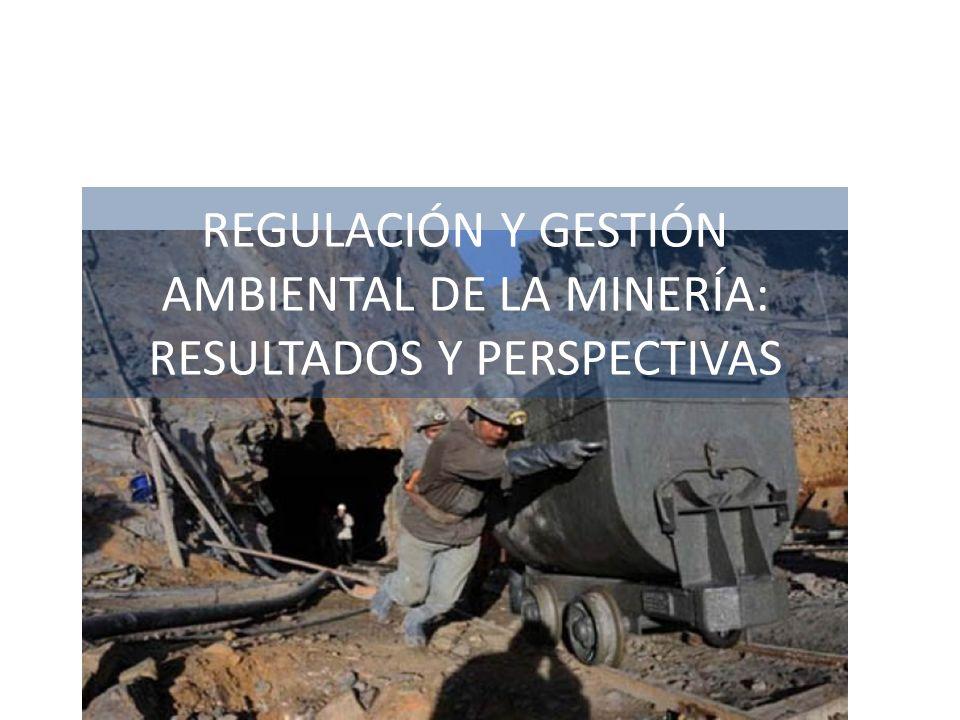 POLÍTICA AMBIENTAL MINERA Antecedentes: -1992.Se aprueba la Ley Nº1333 de Medio Ambiente -1995.