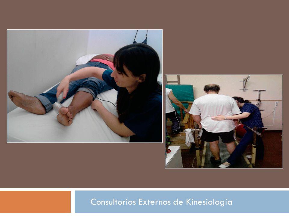 Consultorios Externos de Kinesiología