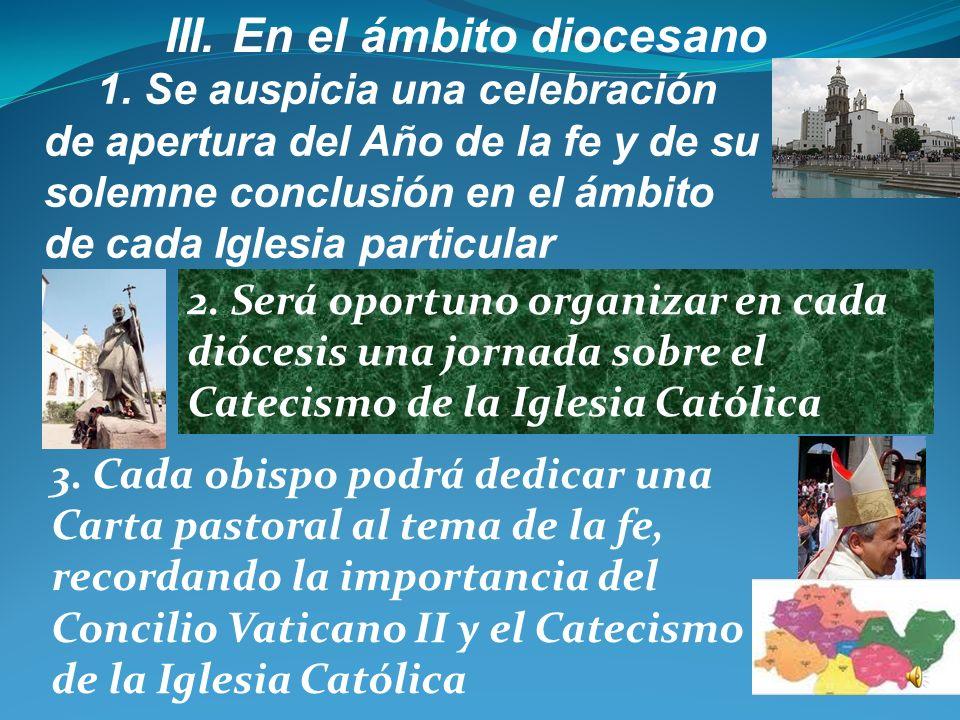 9. Sería deseable revisar los catecismos locales y los subsidios catequísticos en uso en las Iglesias particulares, para asegurar su plena conformidad