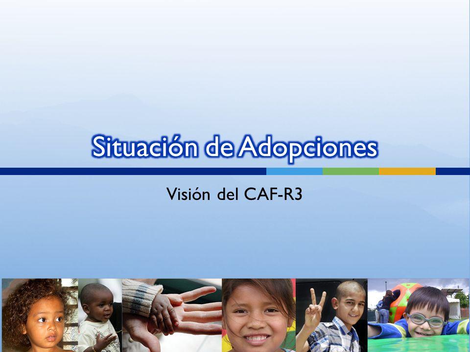 Visión del CAF-R3
