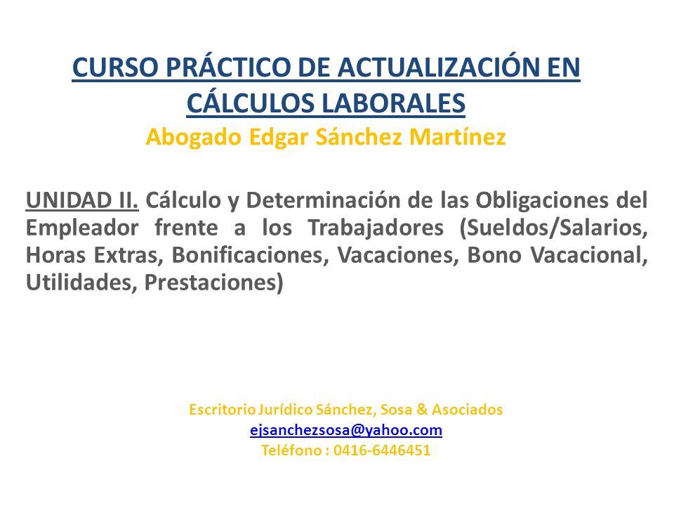 1.- Salario (Art.