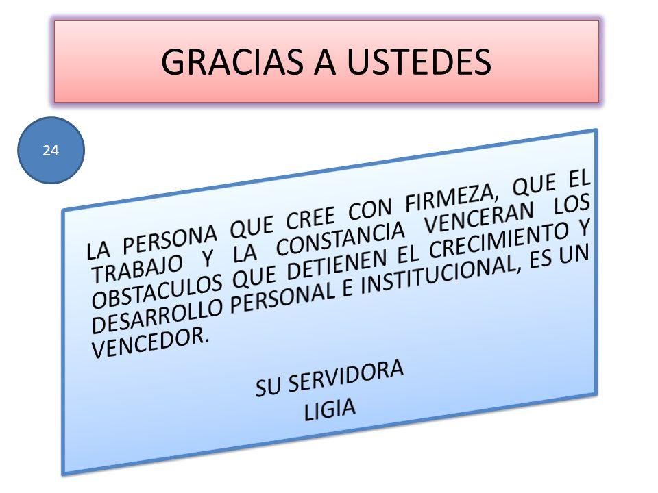 GRACIAS A USTEDES 24