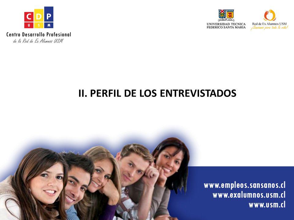 www.empleos.sansanos.cl Quienes no encuentran trabajo, señalan los siguientes motivos
