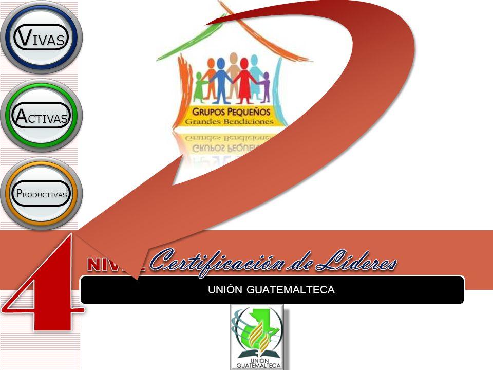 LOGO V IVAS A CTIVAS P RODUCTIVAS UNIÓN GUATEMALTECA