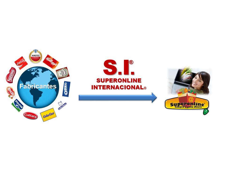 Fabricantes SUPERONLINE INTERNACIONAL ® S.I.S.I.S.I.S.I. ®