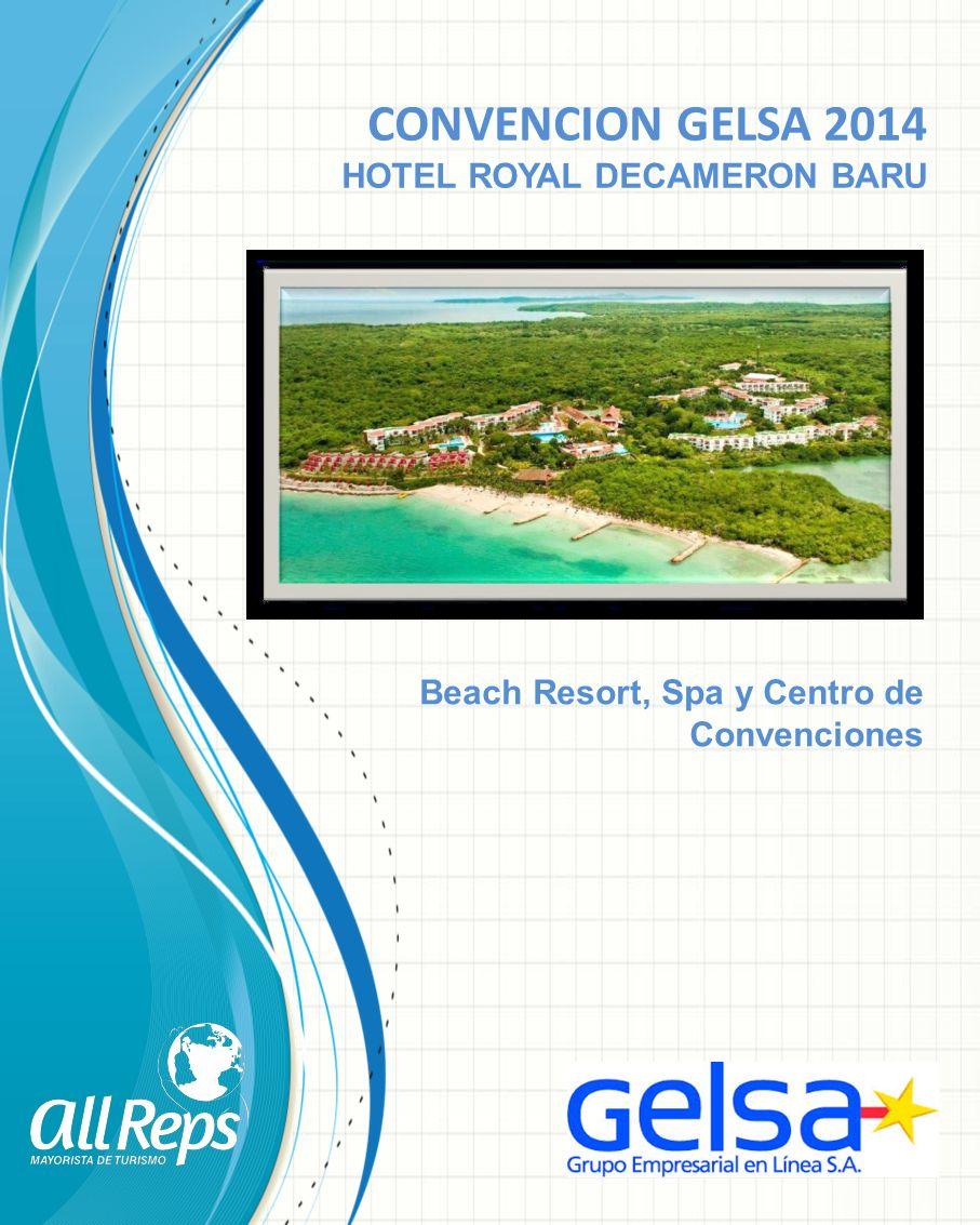 Beach Resort, Spa y Centro de Convenciones